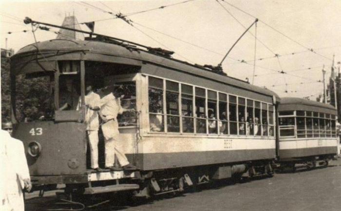 TRAM- MUMBAI 1